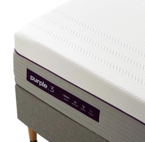Purple Hybrid Premier 3 Inch Mattress