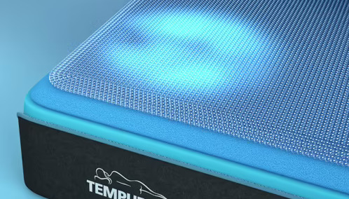 Tempur-Pedic Breeze Mattress Review - Cooling In Action