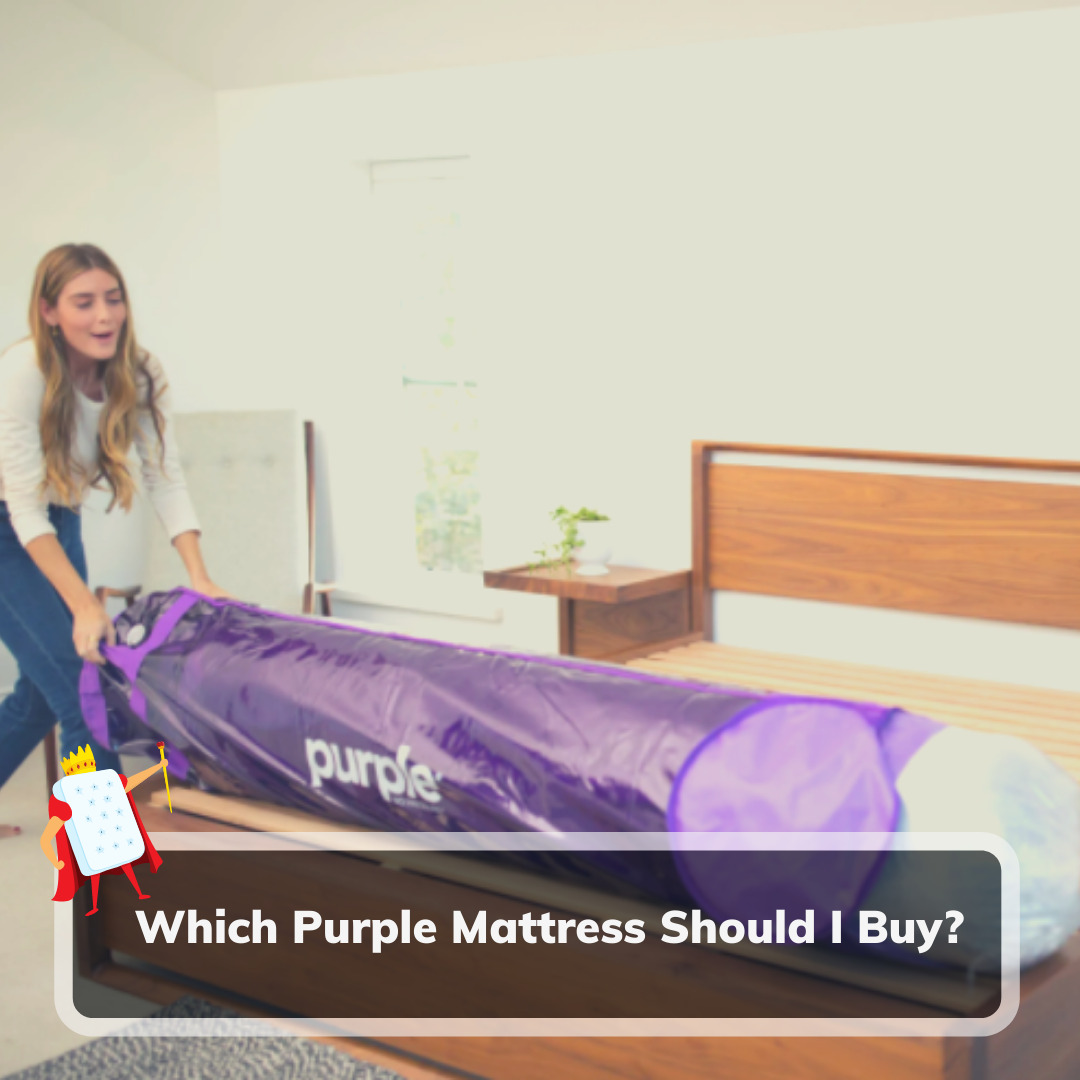 Which Purple Mattress Should I Buy- Feature Image