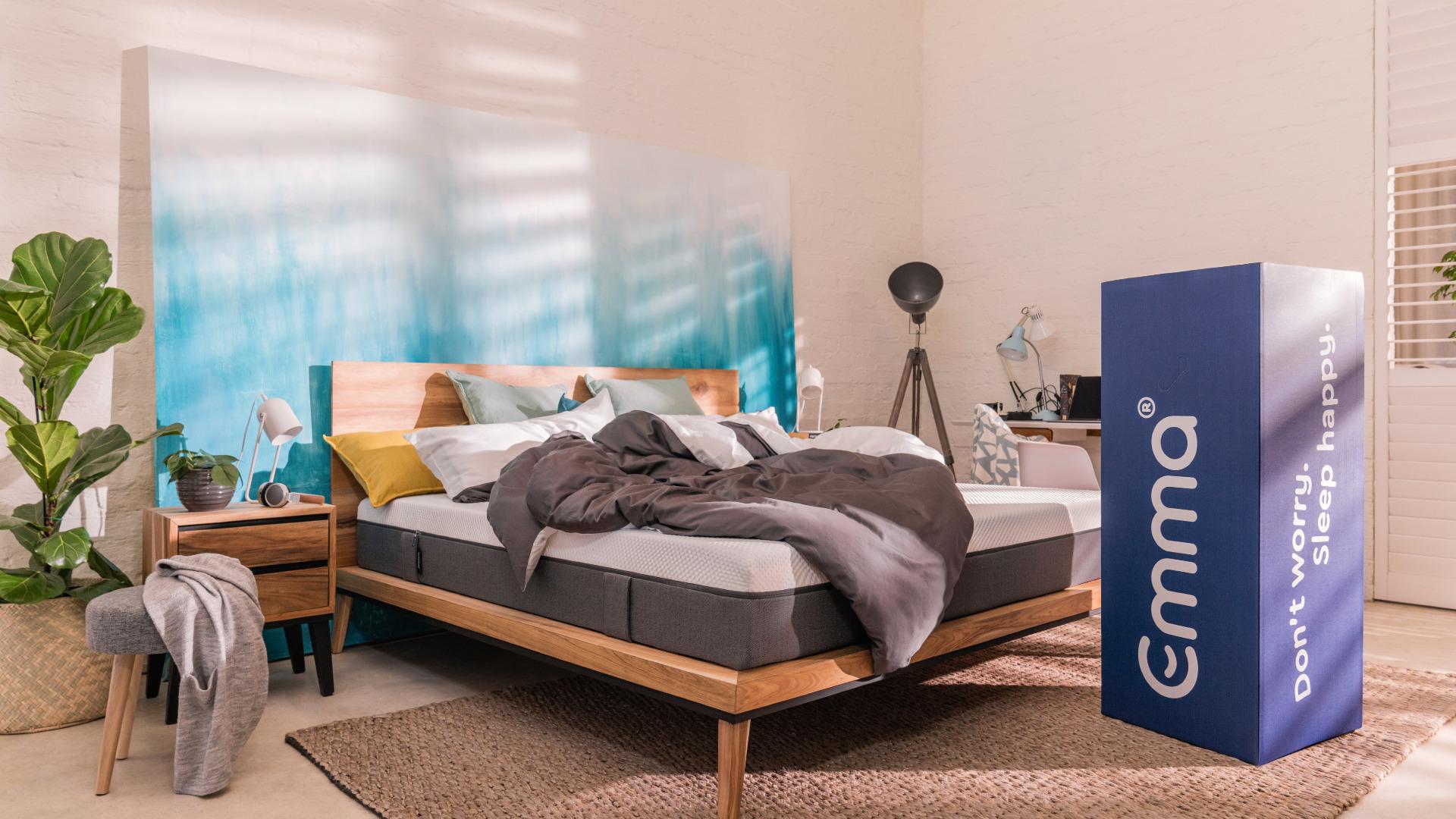 emma mattress USA - slept in