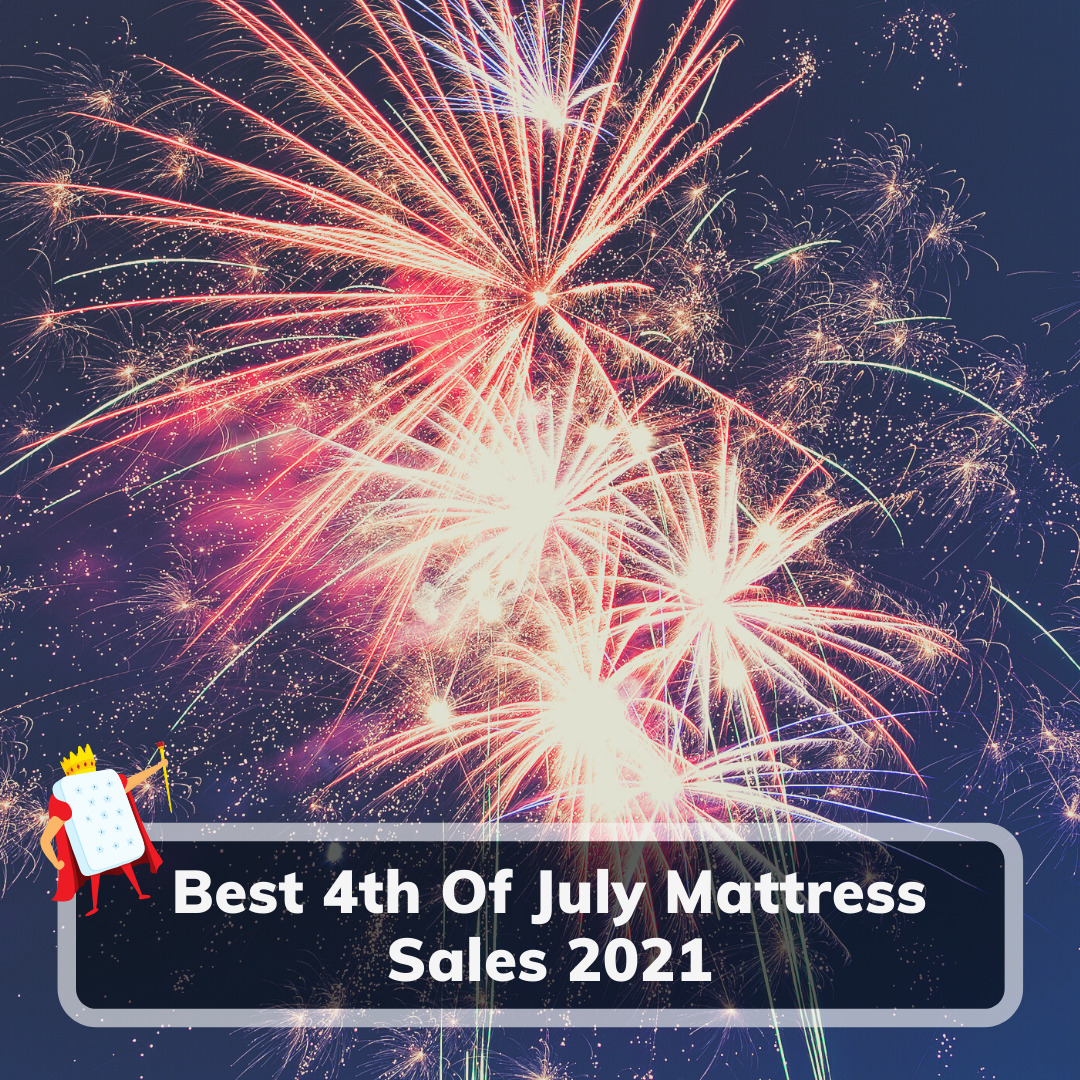 Best 4th Of July Mattress Sales 2021 - Feature Image