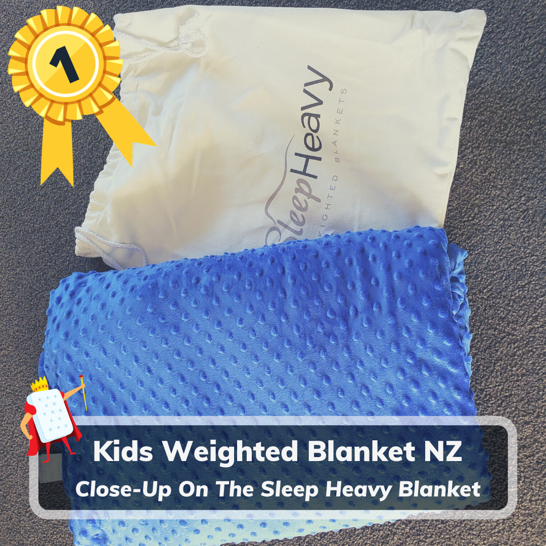 Kids Weighted Blanket NZ - Feature Image
