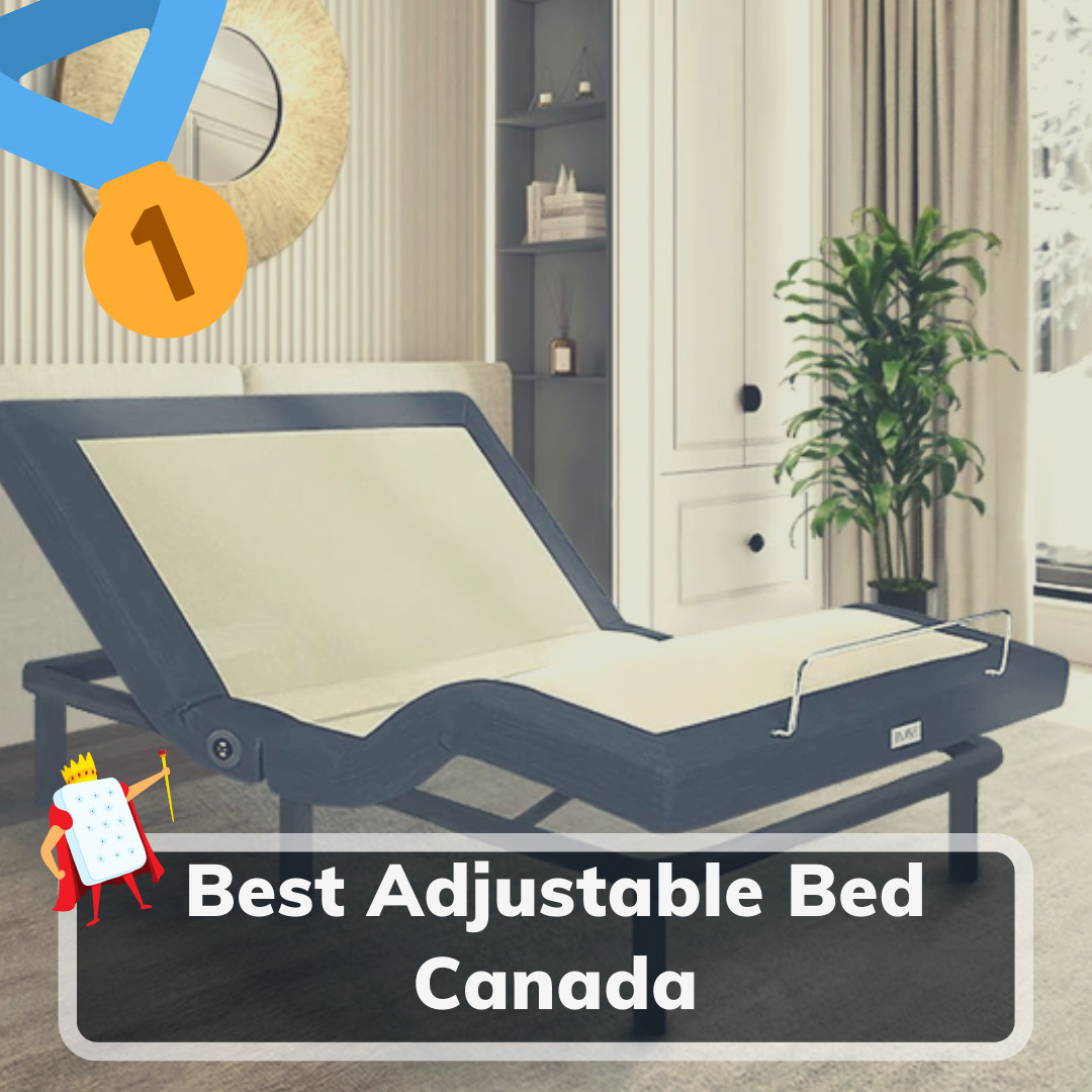 Best Adjustable Bed Canada - Feature Image