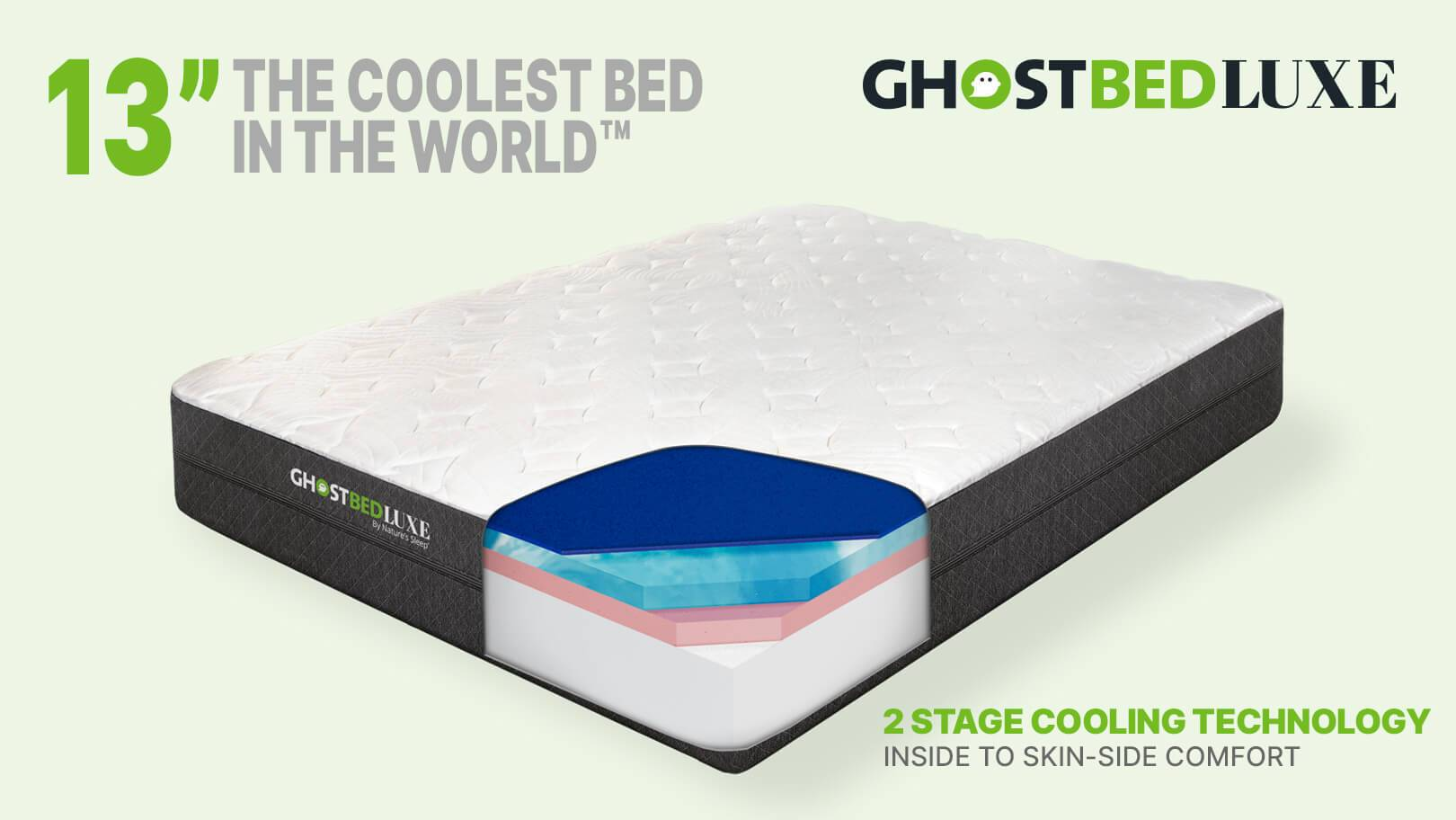 GhostBed Luxe For Table