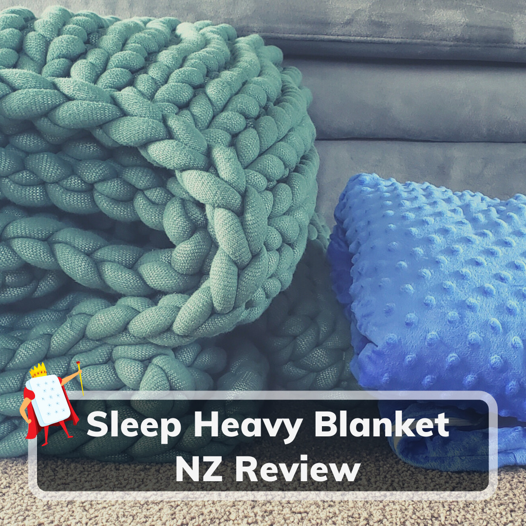 Sleep Heavy Blanket NZ Review - Feature Image