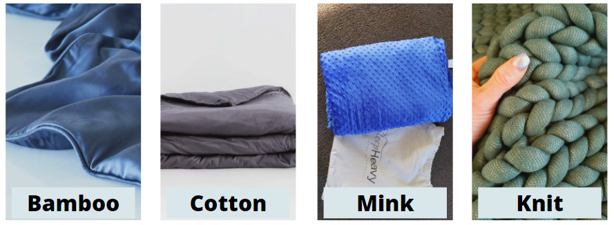 Weighted Blanket Cover Options