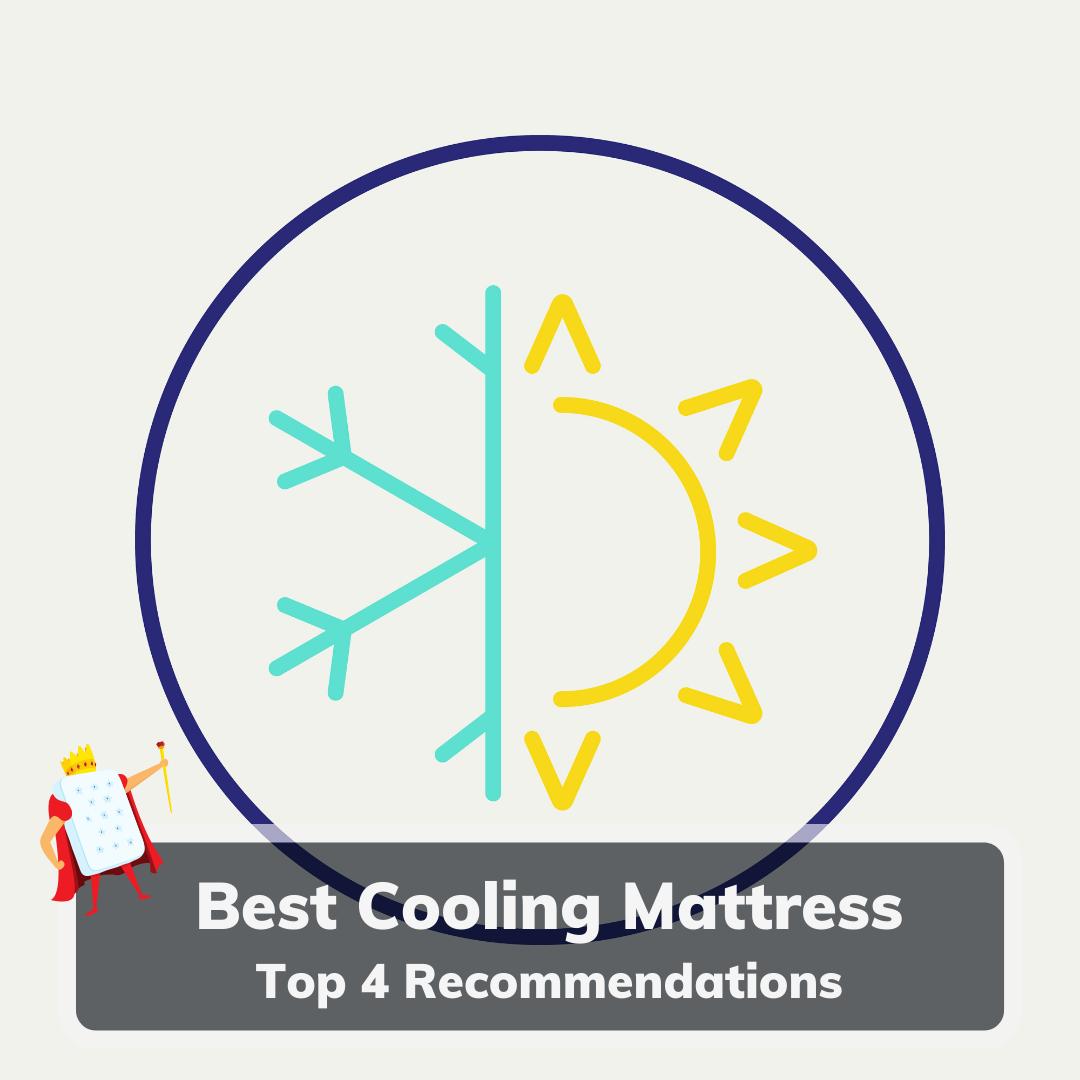 Best Cooling Mattress - Feature Image