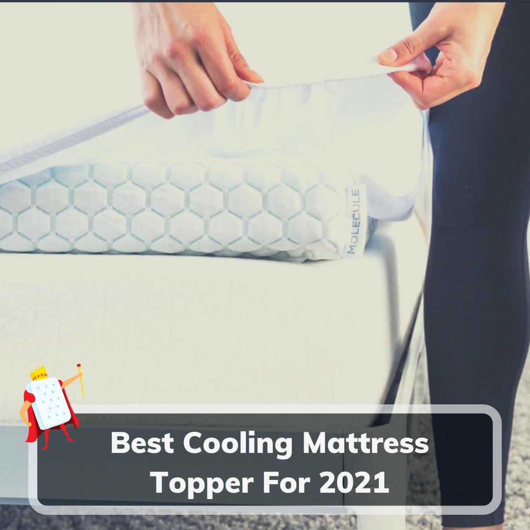Best Cooling Mattress Topper - Feature Image