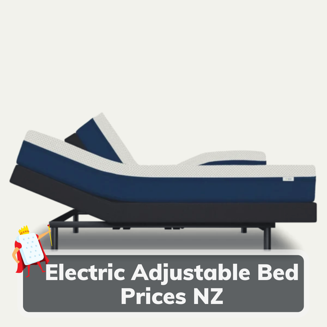 Electric Adjustable Bed Prices NZ - Feature Image