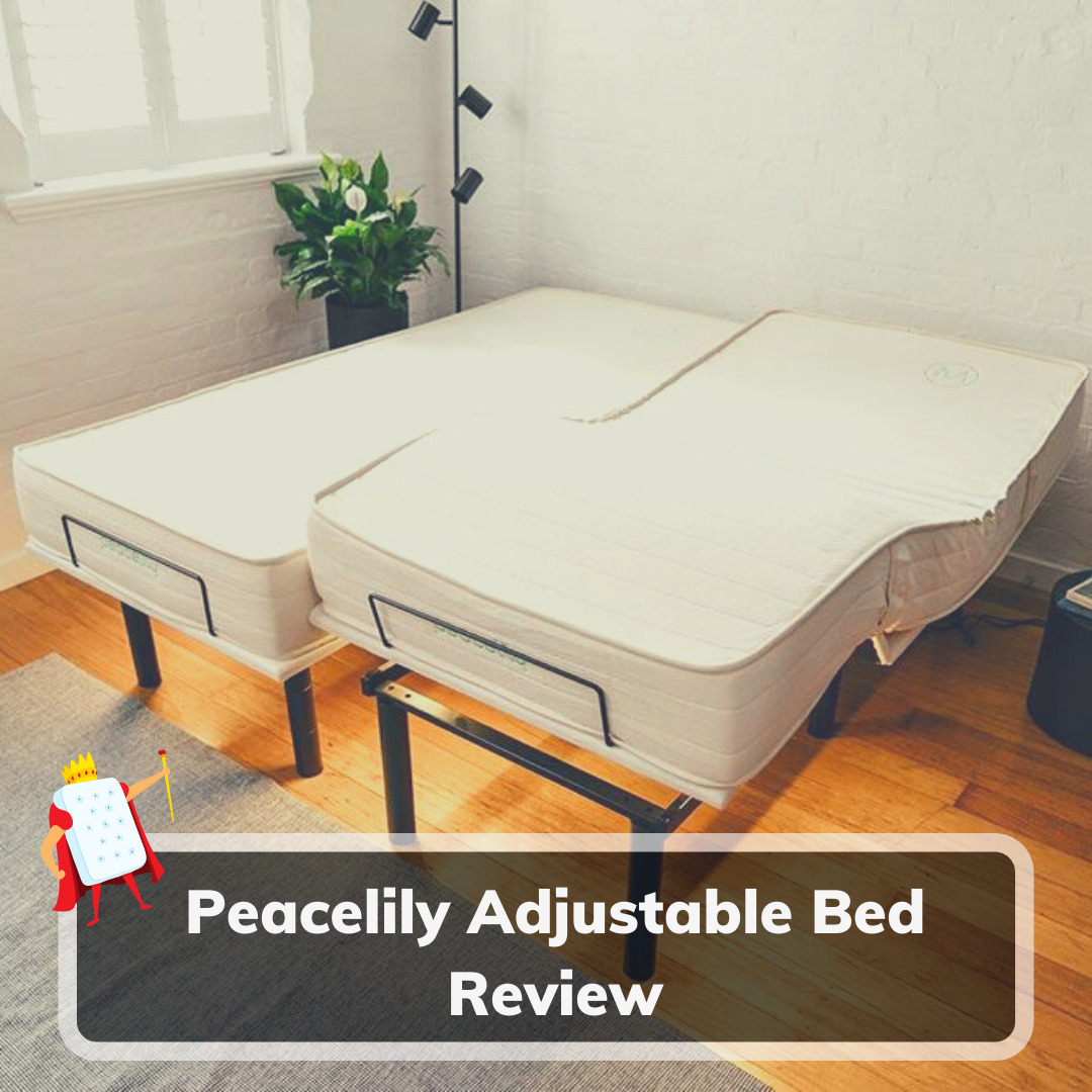 Peacelily Adjustable Bed - Feature Image