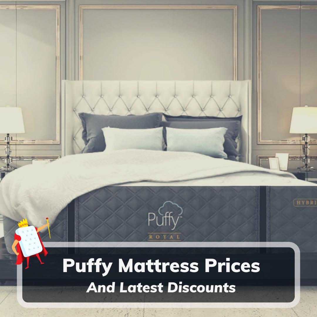 Puffy Mattress Prices - Feature Image