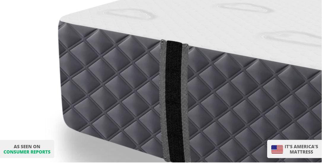 Puffy Royal Mattress Review 2021 - Close Up
